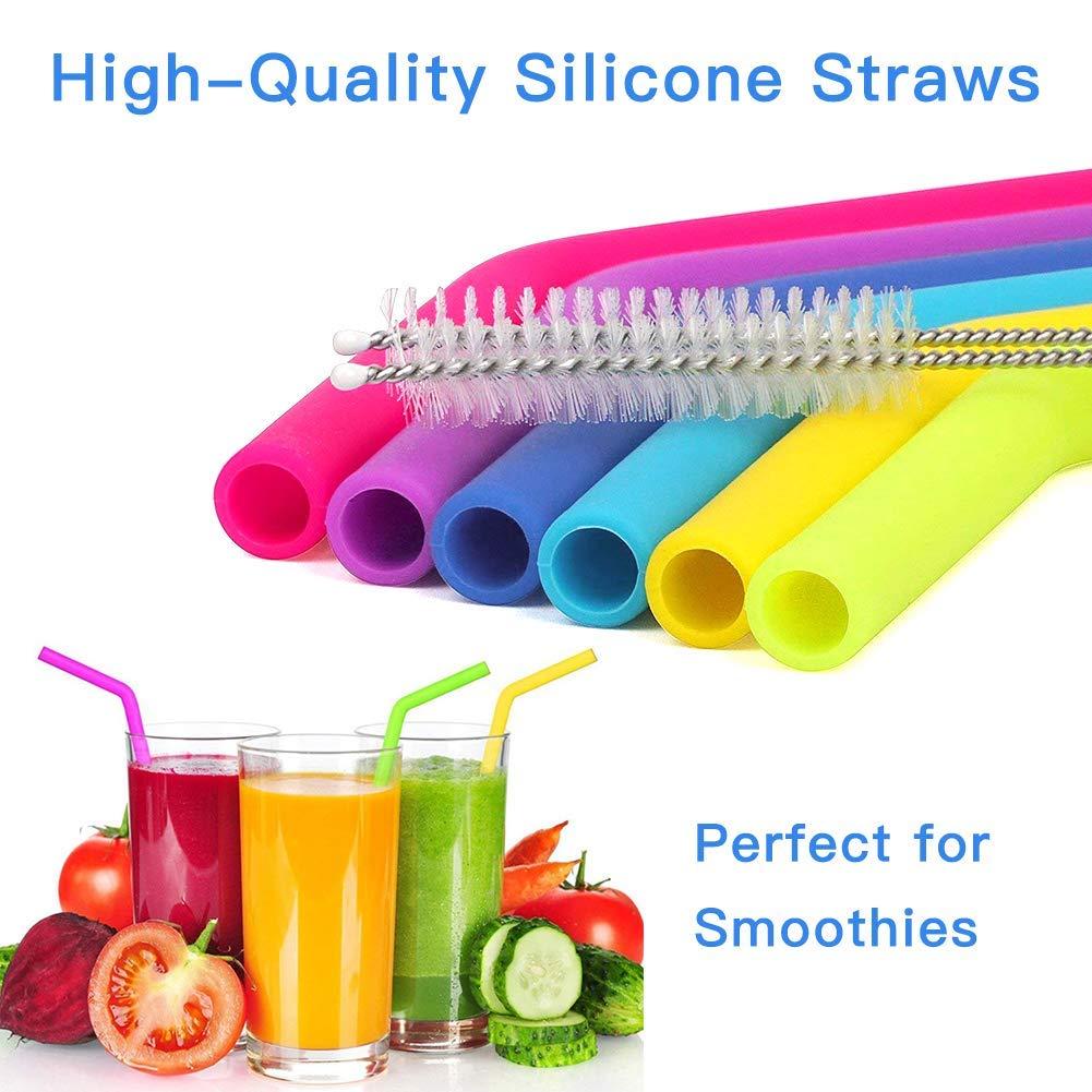 UUSHER Provides Safe & Environmentally Friendly Silicone Straws